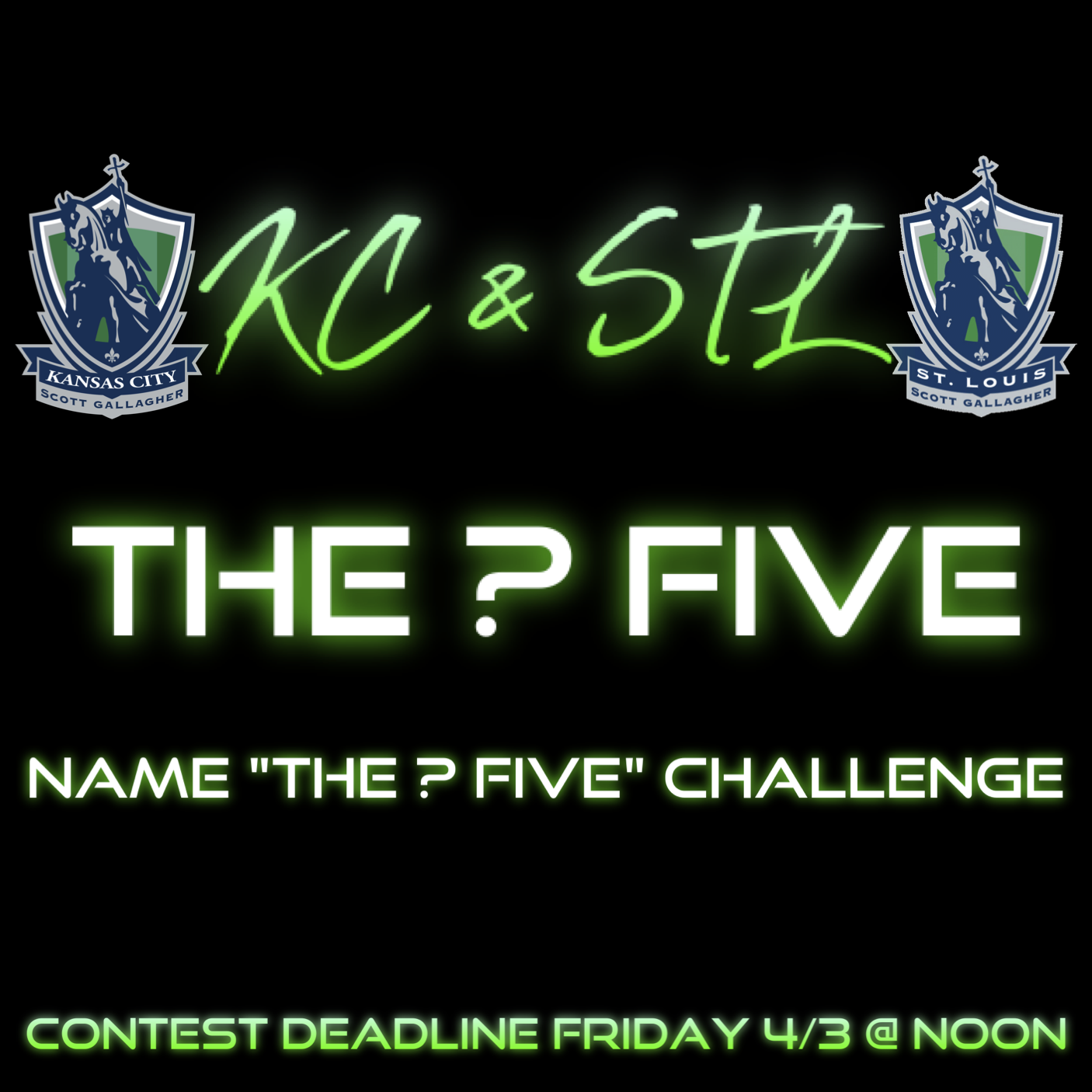 The ? Five Challenge